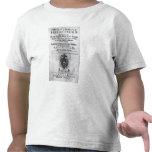 Titlepage 'Theatrum Chemicum Britannicum' Tshirt