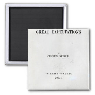 Titlepage to Great Expectations by Charles Magnet