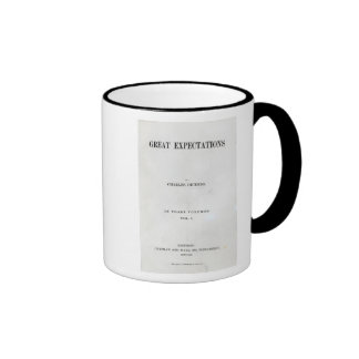 Titlepage to Great Expectations by Charles Ringer Mug