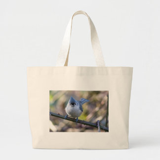 Titmouse Large Tote Bag