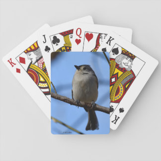 Titmouse Playing Cards