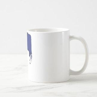 Tito josip Broz Portrait illustration Classic White Coffee Mug