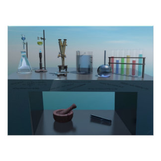 Titration Lab ~Print~ Poster