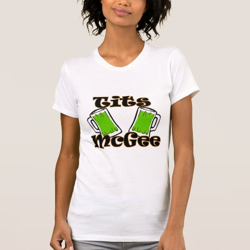 TITS MCGEE T-SHIRTS