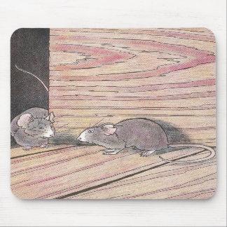 Tittle-Ratón de Tommy Tapete De Ratón