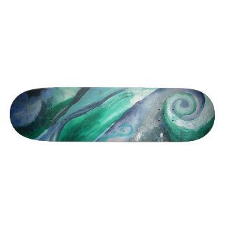 Tittle Wave Skateboard Deck