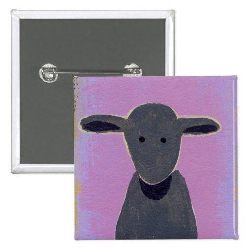 Titulado:  Ovejas blancas, ovejas grises, ovejas n Pin
