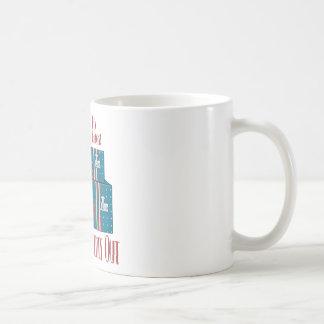 Titulares del voto hacia fuera taza de café