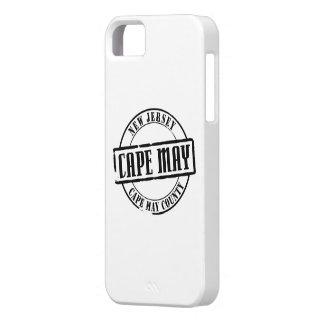 Título de Cape May Funda Para iPhone SE/5/5s