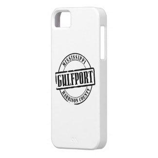 Título de Gulfport Funda Para iPhone SE/5/5s