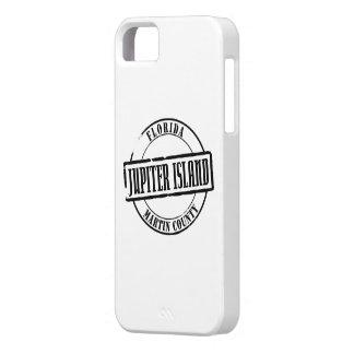 Título de la isla de Júpiter Funda Para iPhone SE/5/5s