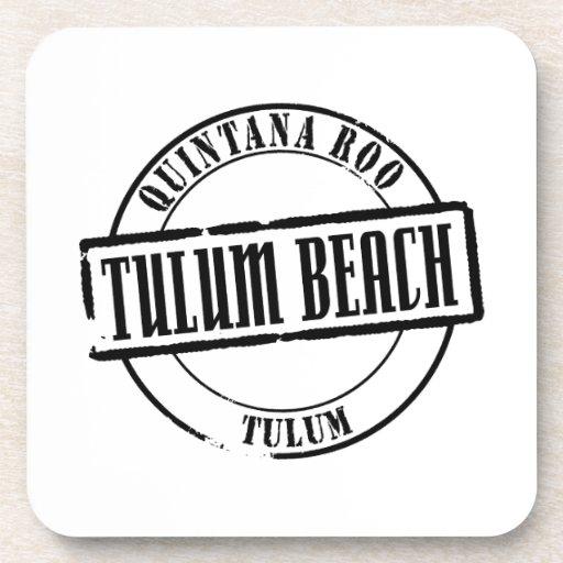Título de la playa de Tulum Posavaso