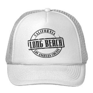 Título de Long Beach Gorros Bordados
