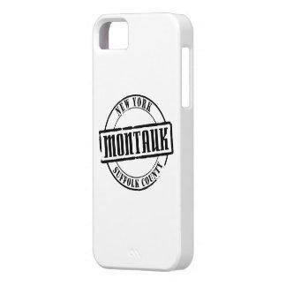 Título de Montauk Funda Para iPhone SE/5/5s