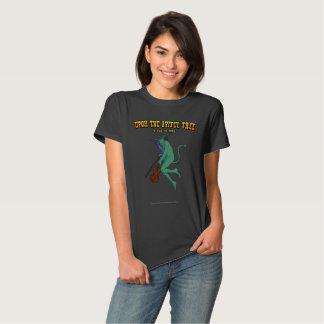 Título de UTAT/diablo verde solamente, la camisa