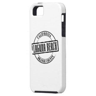 Título del Laguna Beach Funda Para iPhone SE/5/5s