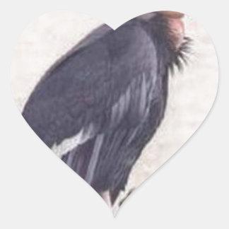 título desconocido de Ustad Mansur Pegatina En Forma De Corazón