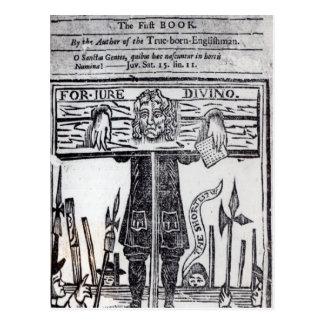 Título-página del primer libro de 'Jure Tarjetas Postales