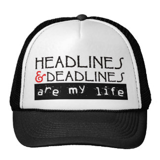 Títulos y plazos gorras