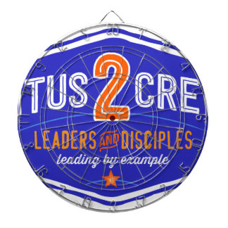 Titus2Crew Dart Board