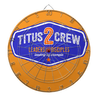 Titus2Crew Dartboards