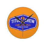 Titus2Crew square.ai Clock