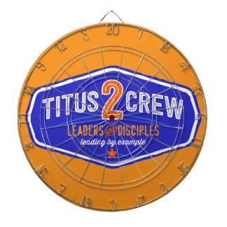 Titus2Crew square.ai Dartboards