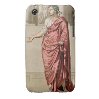 Titus, costume for 'Berenice' by Jean Racine, from iPhone 3 Cases