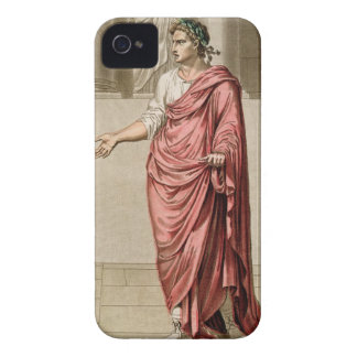 Titus, costume for 'Berenice' by Jean Racine, from iPhone 4 Case-Mate Cases