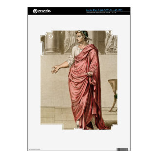 Titus, costume for 'Berenice' by Jean Racine, from iPad 3 Skins
