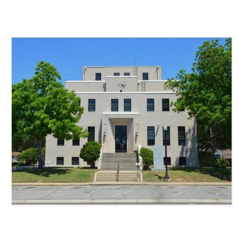 Titus County Courthouse, Mount Pleasant, Texas Postcard