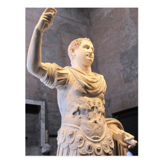 Titus Flavius Vespasianus - Roman Emperor Postcard