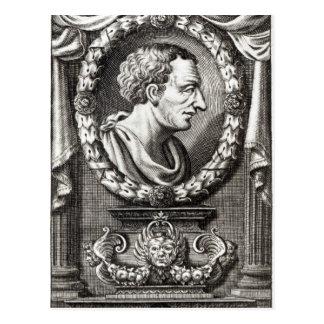 Titus Livius known as Livy Postcard