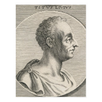 Titus Livius Postcard