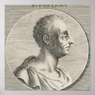 Titus Livius Poster