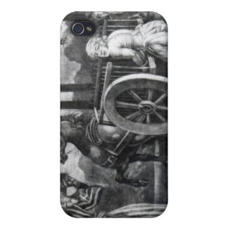 Titus Oates on the third day of his punishment iPhone 4 Cover