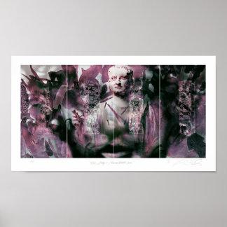 Titus/primera fase/serie romana del retrato póster
