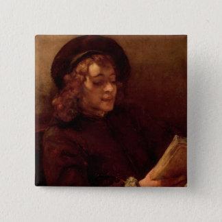 Titus Reading, c.1656-57 Button