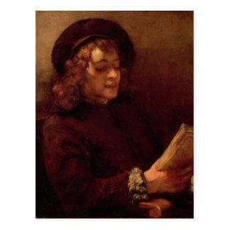 Titus Reading, c.1656-57 Postcard