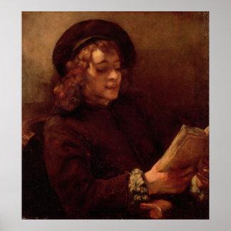 Titus Reading, c.1656-57 Poster