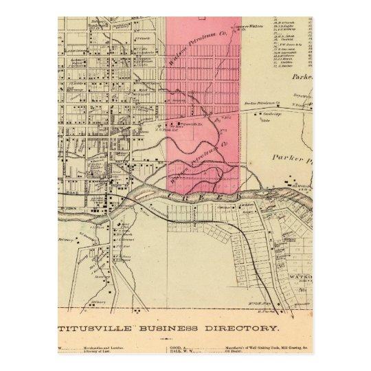 Titusville Postcard