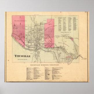 Titusville Poster