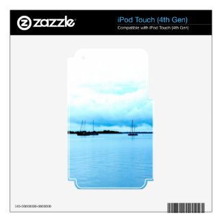 Titusville Seascape iPod Touch 4G Skins