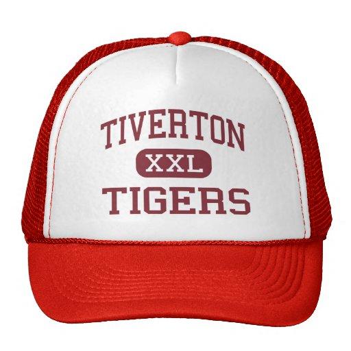 Tiverton - Tigers - High - Tiverton Rhode Island Hats