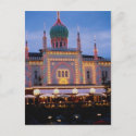 Tivoli Gardens in Copenhagen, Denmark Post Card