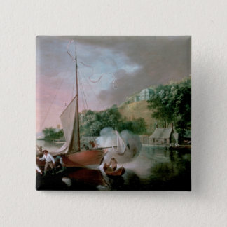 Tivoli, near Cork, 1780s Pinback Button