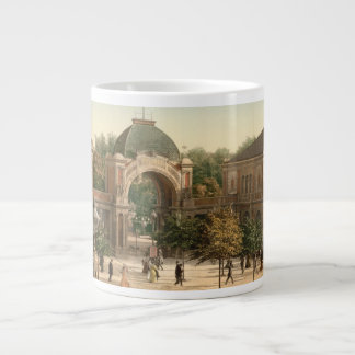Tivoli Park Entrance Copenhagen Denmark Giant Coffee Mug
