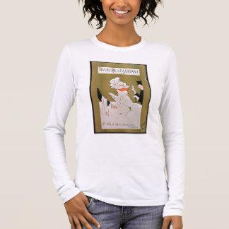 'Tivoli Restaurant, Strand', London (colour litho) Long Sleeve T-Shirt
