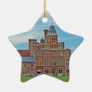 Tivoli Student Union Denver Ceramic Ornament