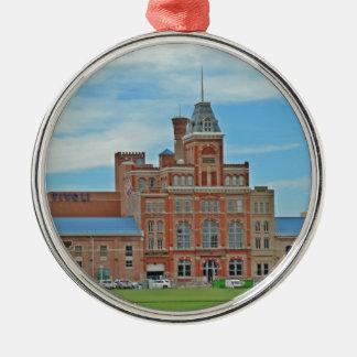 Tivoli Student Union Denver Metal Ornament